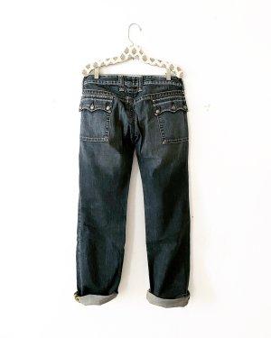 Replay Jeansy z prostymi nogawkami Wielokolorowy