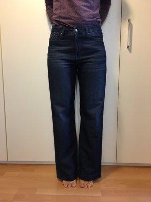 edc Marlene jeans donkerblauw
