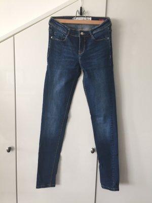Blue Jeans von zara (skinny und strech)