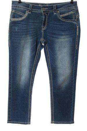 Blue Monkey 7/8 Length Jeans blue casual look
