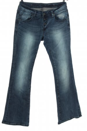 Blue Monkey Low Rise jeans blauw casual uitstraling