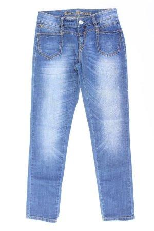 Blue Monkey Jeans Größe W28/L32 blau aus Baumwolle