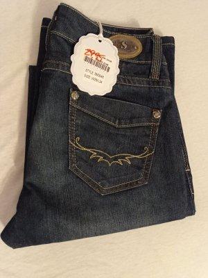 Blue Monkey Skinny Jeans Damen BM3048...W28/L34*NEU*...