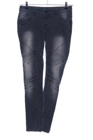 Blue Monkey Jeans skinny nero stile casual