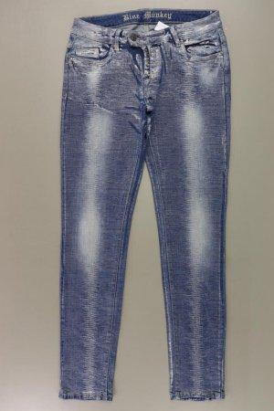 Blue Monkey Straight Jeans Größe W30 blau aus Baumwolle