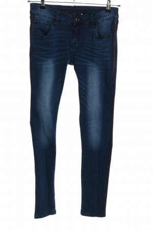 Blue Monkey Stretch jeans blauw casual uitstraling