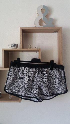 Blue Motin Damen Zebra-Print Strandshorts Gr. XXL, 44/46