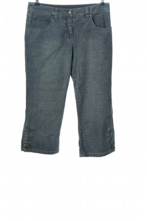 Blue Motion 3/4 Length Jeans blue casual look