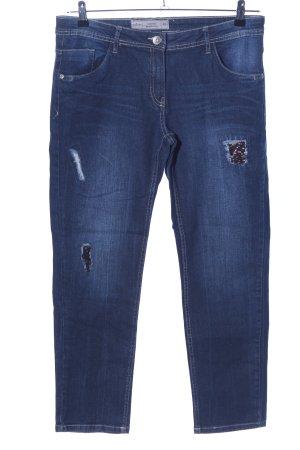 Blue Motion 7/8 Jeans blau Casual-Look
