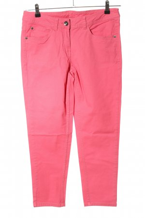 Blue Motion 7/8 Length Jeans pink casual look