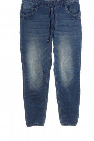 Blue Motion Pantalone largo blu stile casual