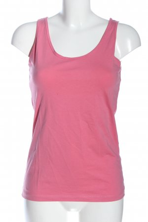 Blue Motion Basic Top pink Casual-Look