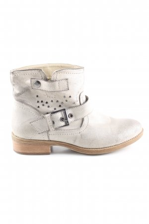 Blue Motion Booties hellgrau Casual-Look