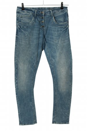 Blue Motion Boyfriend jeans blauw casual uitstraling