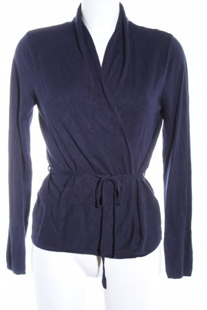Blue Motion Cardigan blau Casual-Look