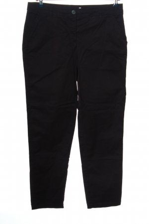 Blue Motion Chinohose schwarz Casual-Look