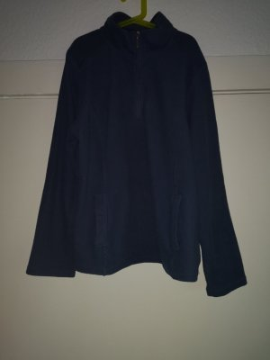 Blue Motion Fleece Jumper dark blue polyester