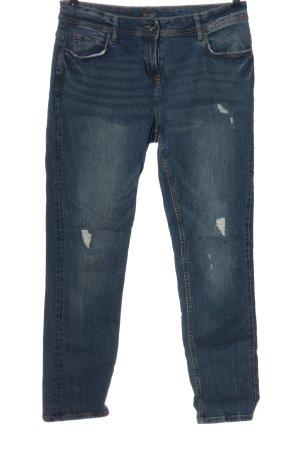 Blue Motion High Waist Jeans blau Casual-Look