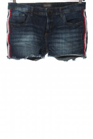 Blue Motion Hot Pants