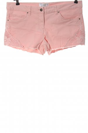 Blue Motion Hot Pants pink Casual-Look