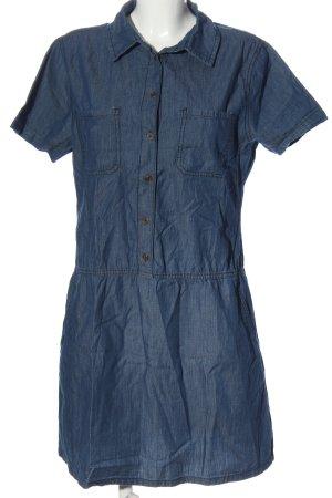 Blue Motion Jeanskleid blau Casual-Look