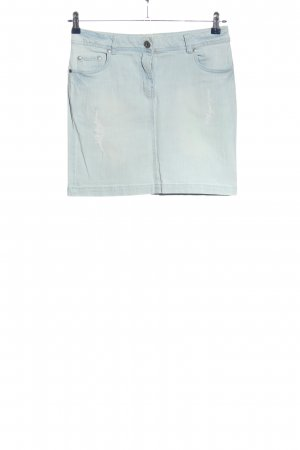 Blue Motion Jeansrock blau Casual-Look
