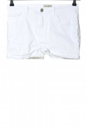 """Blue Motion Jeansshorts """"W-rparah"""" weiß"""