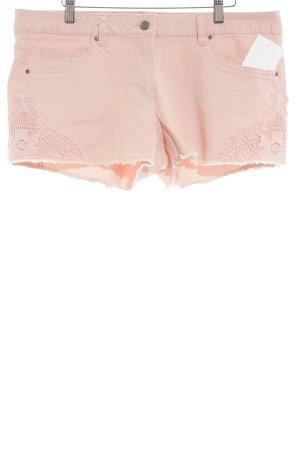 Blue Motion Jeansshorts rosa