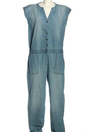 Blue Motion Jumpsuit blau Casual-Look