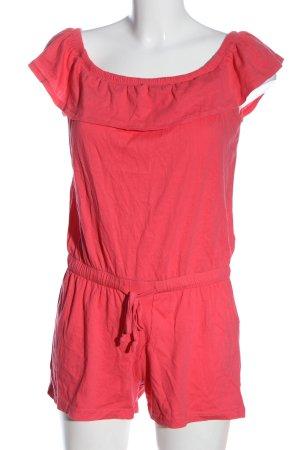 Blue Motion Kurzer Jumpsuit pink Elegant