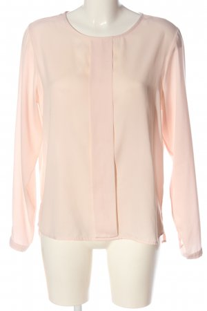 Blue Motion Langarm-Bluse pink Casual-Look