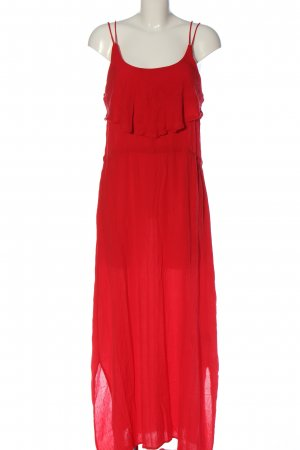 Blue Motion Maxikleid rot Casual-Look