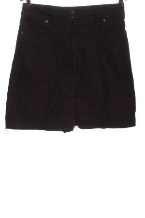 Blue Motion Spódnica mini brązowy W stylu casual
