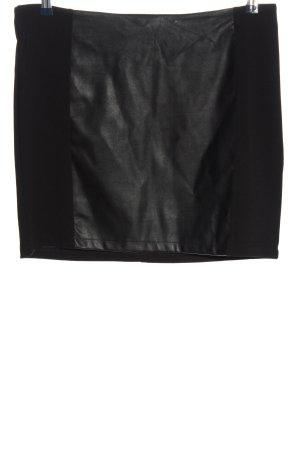 Blue Motion Spódnica mini czarny W stylu casual
