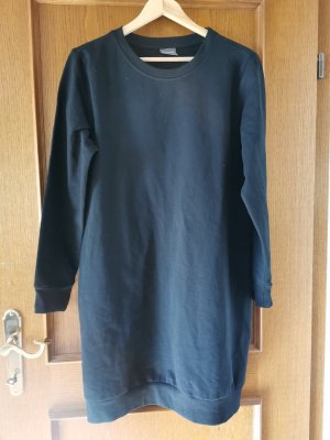 Blue Motion Pullover Kleid lang