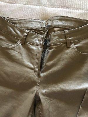 Blue Motion Spodnie rurki Wielokolorowy