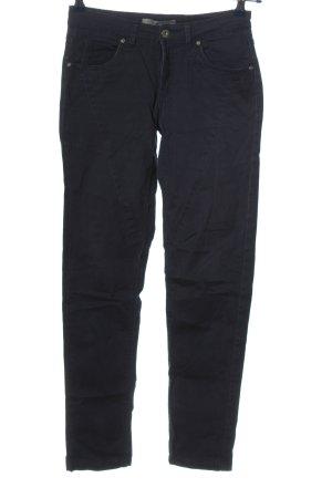 Blue Motion Jeansy rurki czarny W stylu casual