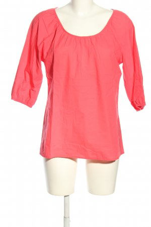 Blue Motion Schlupf-Bluse rot Casual-Look