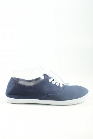 Blue Motion Schnürsneaker blau Casual-Look