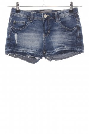 Blue Motion Shorts blau Casual-Look