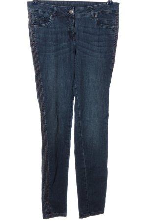 Blue Motion Jeans skinny blu stile casual