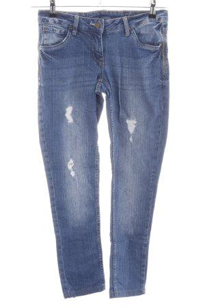 Blue Motion Skinny Jeans blau Casual-Look