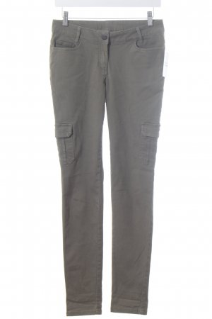 Blue Motion Skinny Jeans grüngrau Casual-Look