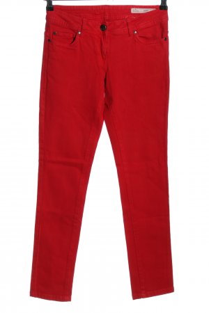 Blue Motion Skinny Jeans rot Casual-Look