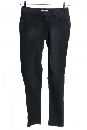 Blue Motion Slim jeans zwart casual uitstraling
