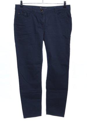 Blue Motion Jeans slim bleu style d'affaires
