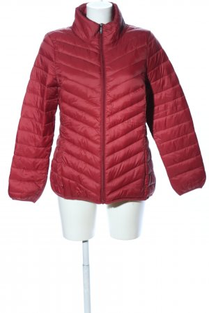 Blue Motion Steppjacke rot Steppmuster Casual-Look