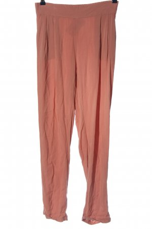 Blue Motion Pantalone jersey rosso stile casual