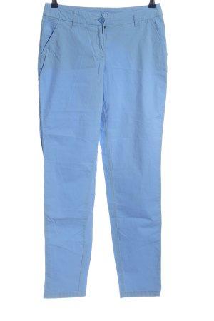 Blue Motion Pantalon en jersey bleu style décontracté