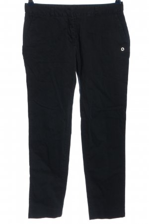 Blue Motion Pantalon en jersey noir style décontracté